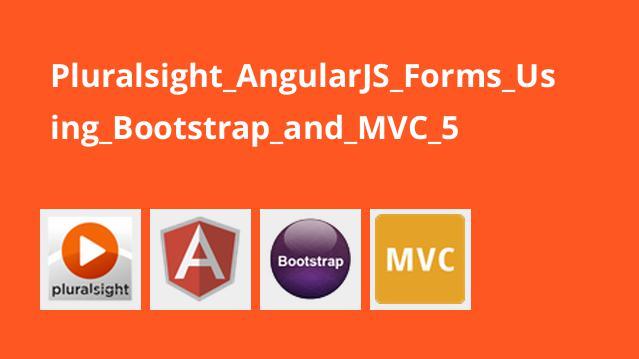 ساخت فرم با AngularJS و Bootstrap و MVC 5