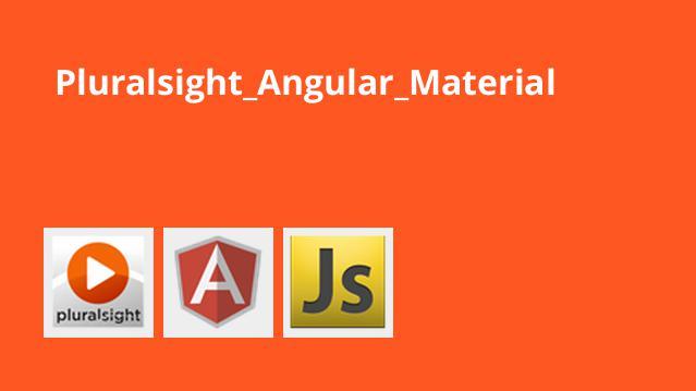 آموزش Angular Material