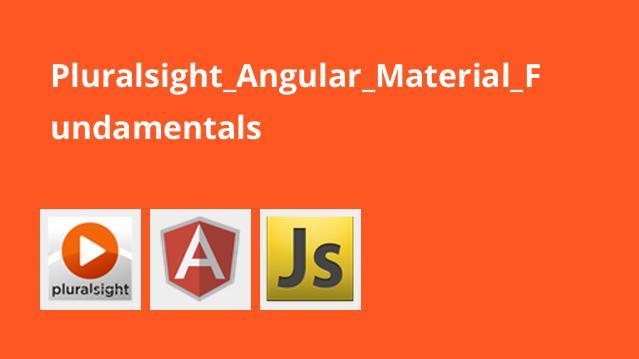 مبانی Angular Material