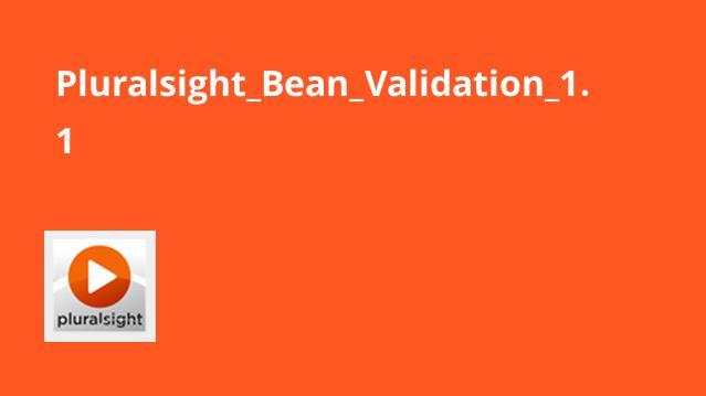آموزش Bean Validation 1.1