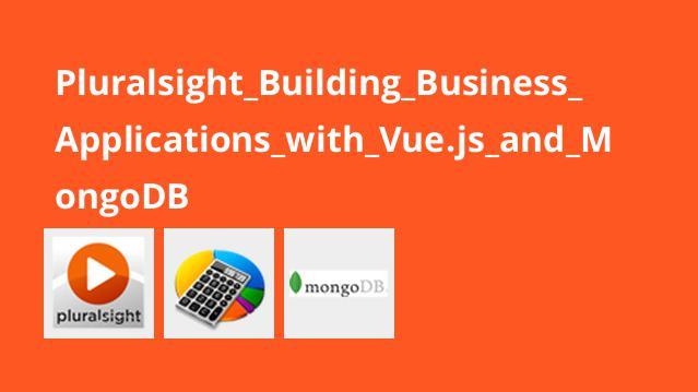 آموزش ایجاد اپلیکیشن های تجاری باVue.js و MongoDB
