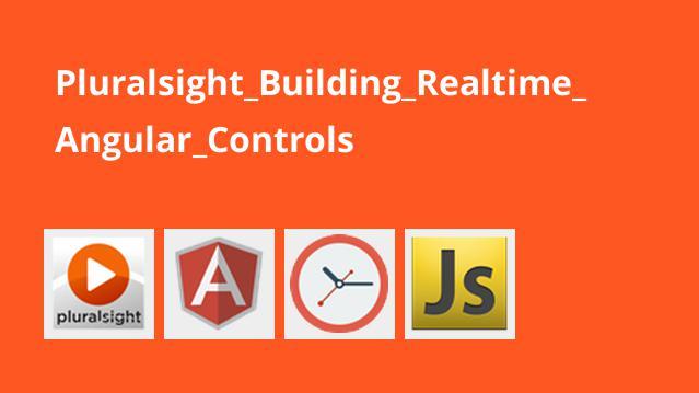 ساخت کنترل های Realtime در Angular