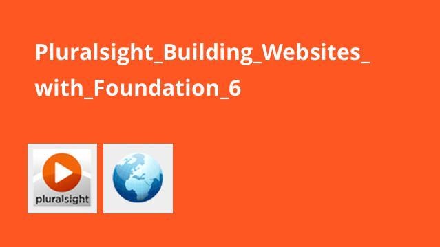 آموزش ساخت وب سایت با Foundation 6