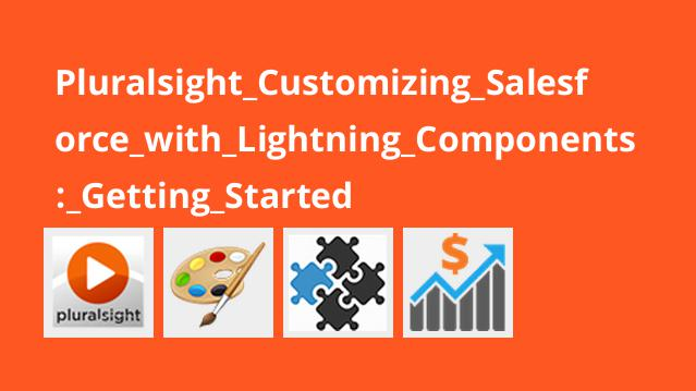 Pluralsight Customizing Salesforce with Lightning Components: Getting Started