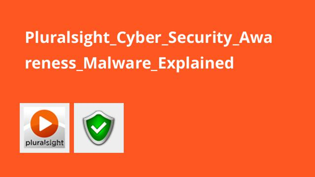 Pluralsight Cyber Security Awareness Malware Explained