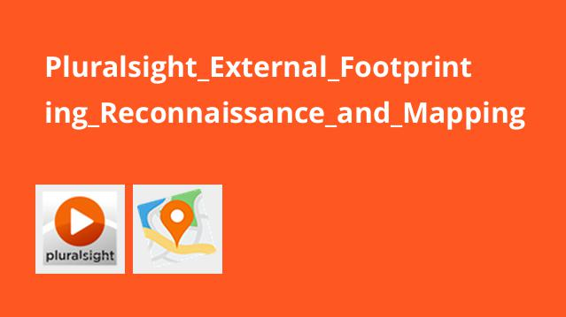 Pluralsight_External_Footprinting_Reconnaissance_and_Mapping