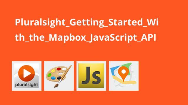 شروع کار با Mapbox JavaScript API