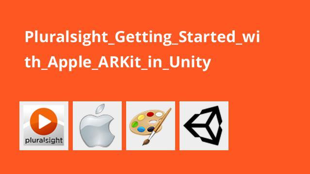 آموزش شروع کار با Apple ARKit در Unity