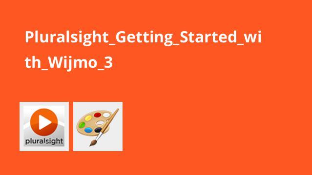 شروع کار با Wijmo 3