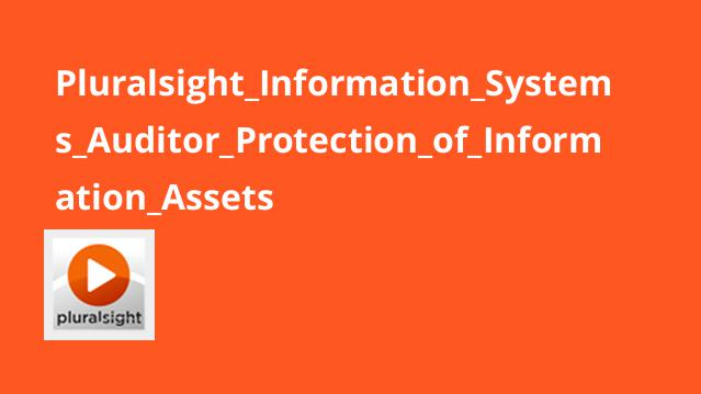 Pluralsight Information Systems Auditor Protection of Information Assets