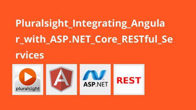 آموزش یکپارچه سازی Angular با خدمات ASP.NET Core RESTful