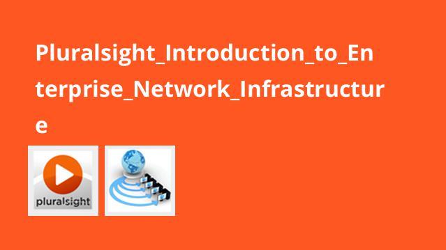 آشنایی با زیرساخت شبکه سازمانی