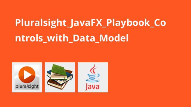 آموزش کنترل ها با مدل داده درJavaFX
