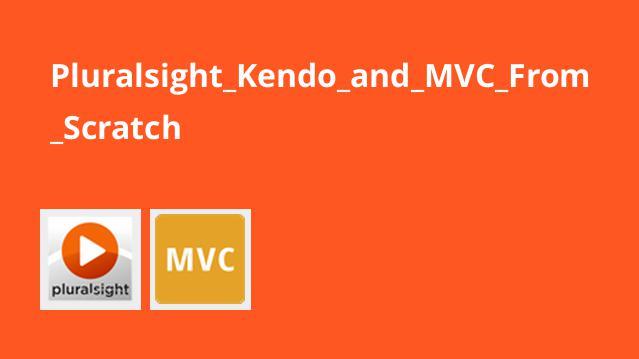 ادغام Kendo UI با ASP.Net MVC