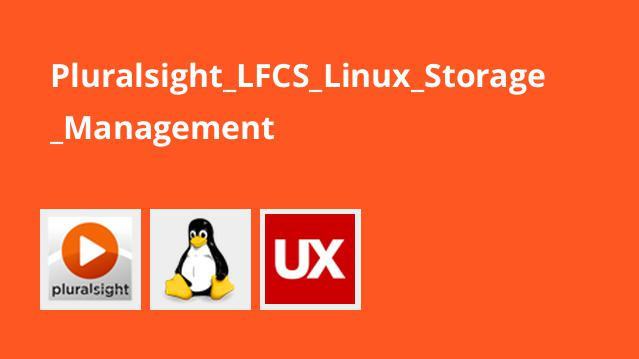 Pluralsight_LFCS_Linux_Storage_Management