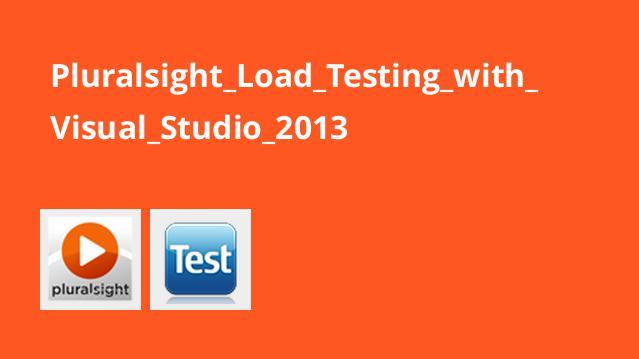 آموزش Load Testing با Visual Studio 2013