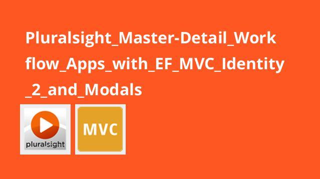 ساخت اپلیکیشن های وب با MVC و EF و Identity 2 و Modals