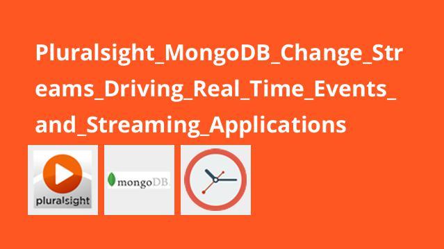 آموزش استفاده ازMongoDB Change Streams