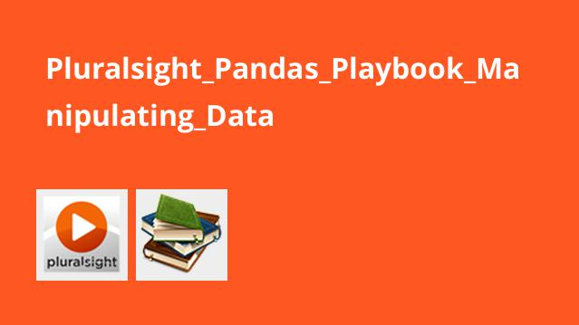 آموزش دستکاری داده باPandas