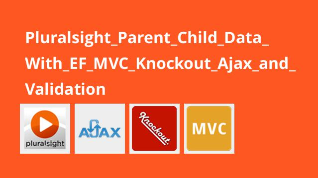 دوره Parent-Child Data with EF, MVC, Knockout, Ajax and Validation