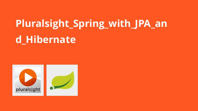 آموزش Spring با JPA و Hibernate