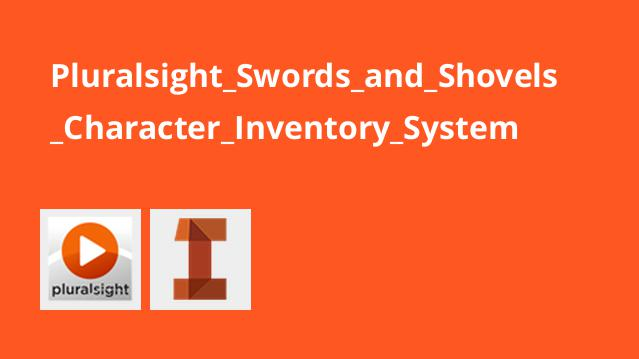 آموزش سیستم Inventory کاراکتر بازی با Unity