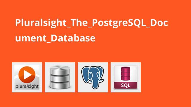 کار با پایگاه داده PostgreSQL