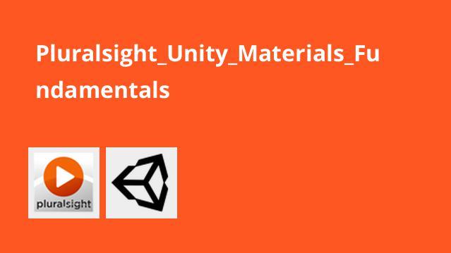 آموزش مبانی Unity Materials