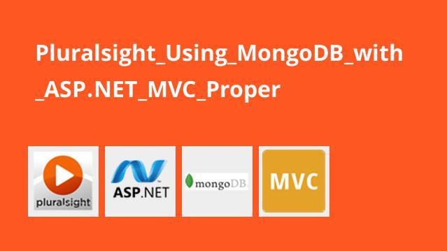 آموزش استفاده MongoDB با ASP.NET MVC