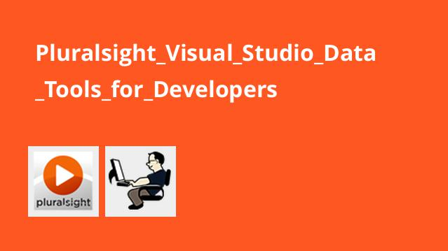کار با ابزار های داده Visual Studio برای توسعه دهندگان