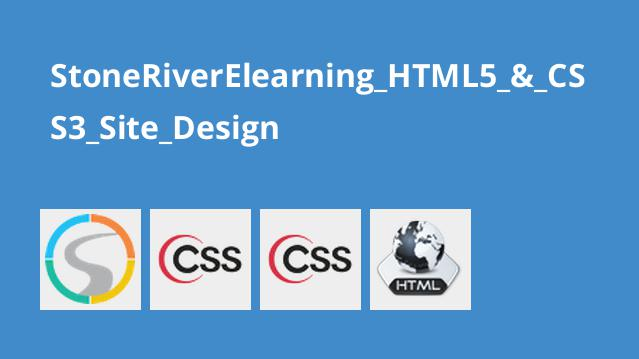 StoneRiverElearning HTML5 & CSS3 Site Design