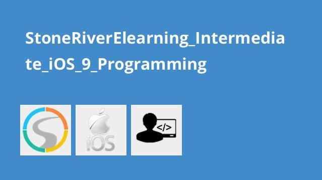 StoneRiverElearning Intermediate iOS 9 Programming