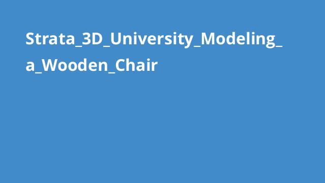 Strata_3D_University_Modeling_a_Wooden_Chair