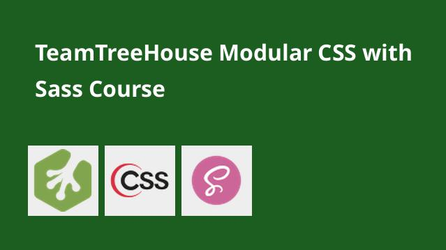 teamtreehouse-modular-css-with-sass-course