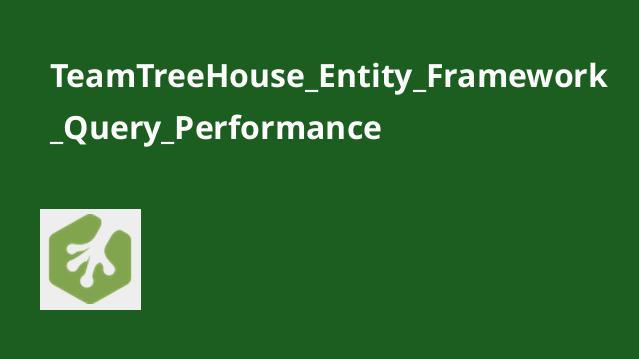 آموزش عملکرد کوئریEntity Framework