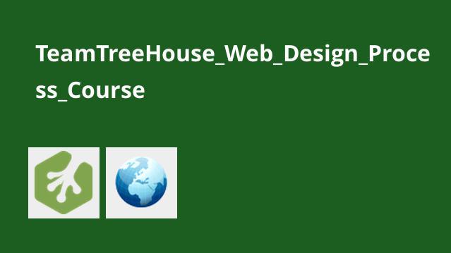 آموزش فرآیند طراحی وب