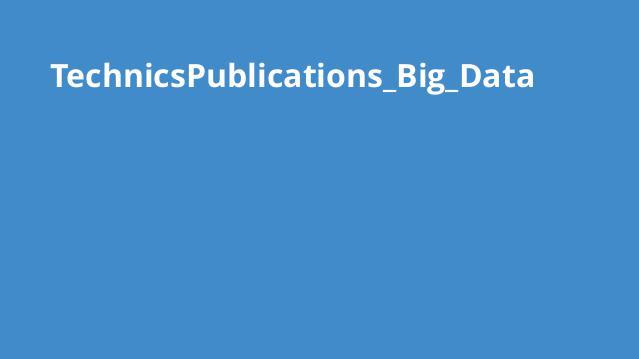 آموزش Big Data (فراداده)