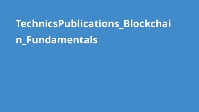 آموزش اصول و مبانیBlockchain