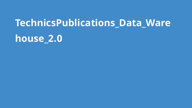 آموزش Data Warehouse 2.0
