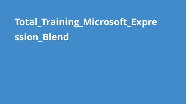 فیلم آموزش Microsoft Expression Blend