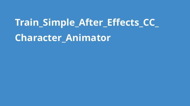 متحرک سازی کاراکتر ها در After Effects CC