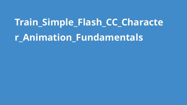 آموزش ساخت کاراکترهای کارتونی با Flash CC