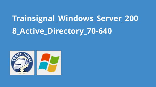 دوره آموزش 2008 Windows Server