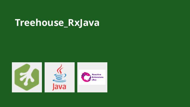 آموزش RxJava