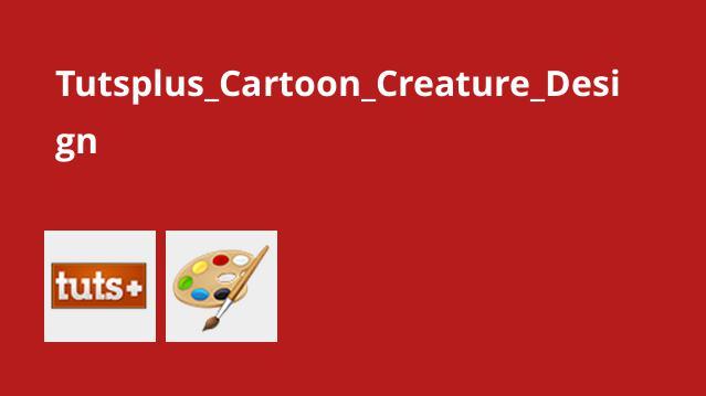 طراحی شخصیت های کارتونی خلاقانه