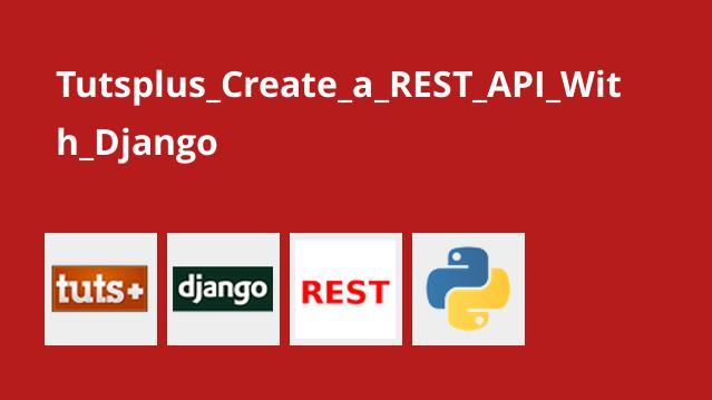 Tutsplus Create a REST API With Django