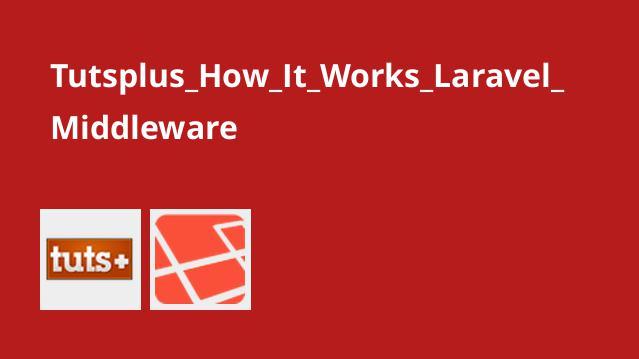 میان افزار Laravel چگونه کار میکند
