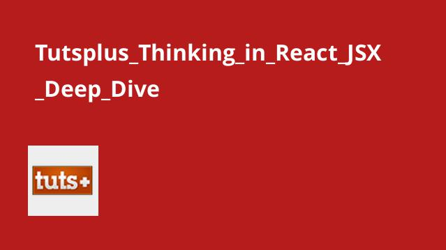 Tutsplus Thinking in React JSX Deep Dive
