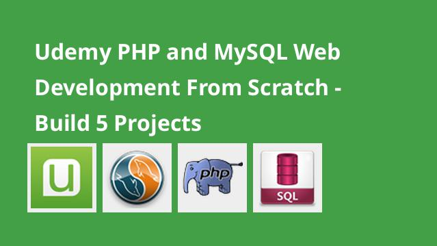 udemy-php-and-mysql-web-development-from-scratch-build-5-projects