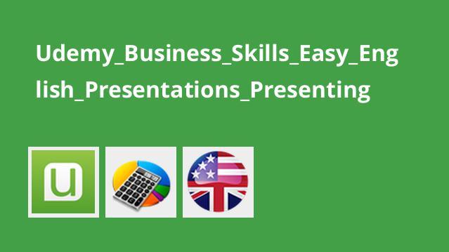 مهارت های کسب و کار ارائه آسان یک Presentation انگلیسی